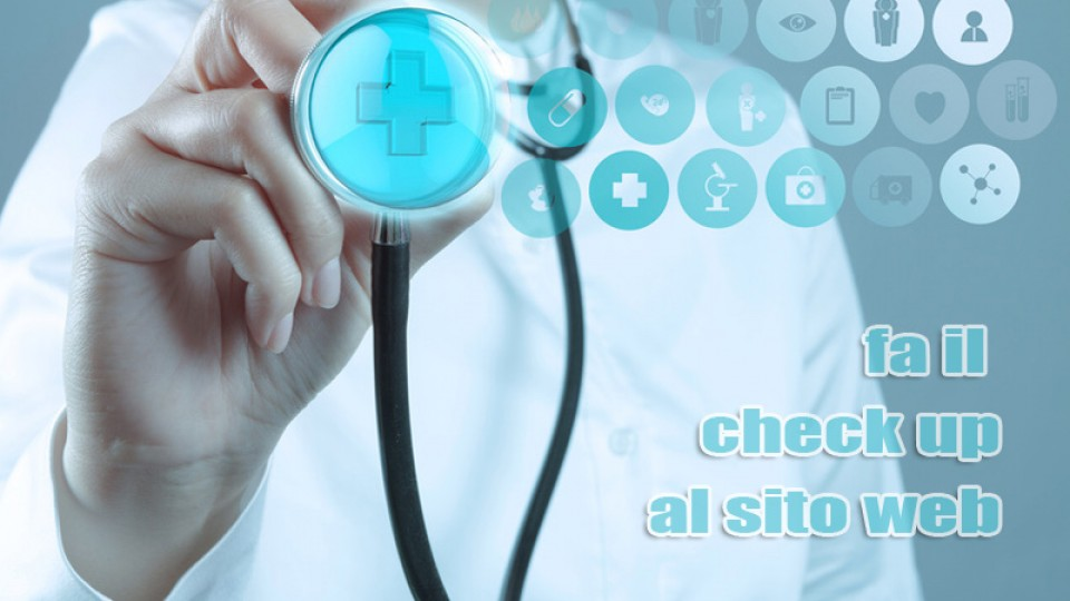 check up sito web